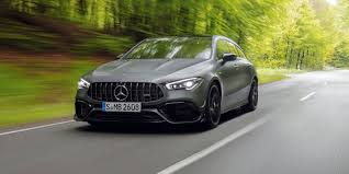 Amg cla 45 coupe $55,350 disclaimer * msrp amg cla 45 coupe Mercedes Amg Cla 45 Shooting Brake Estate Price Specs And Release Date Carwow