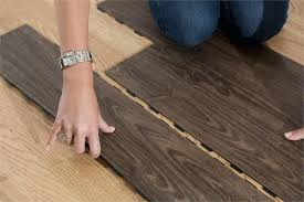 laying vinyl plank flooring how to lay vinyl planks by yourself installing allure vinyl plank flooring