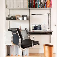 storage for office at home. Home Office With White Walls And Shelving Storage For At F