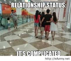 Funny relationship status it's complicated   Pintast via Relatably.com