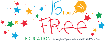 Image result for free childcare 3 AND 4