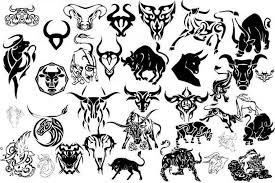 Taurus Tetování Popis Význam Nákresy