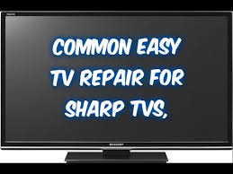 sharp 20 inch tv. how to fix sharp lcd tv lc- no hdmi signal, power, audio sound - youtube 20 inch tv