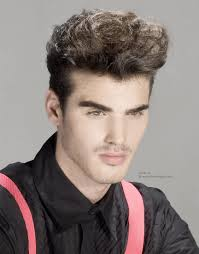 80s Hair Style mens short retro hairstyle with elements of the 50s and 80s 3506 by wearticles.com