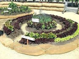 Keyhole Garden Design Adorable African Keyhole Garden Design Winter Sowing And A Grow With Me In My