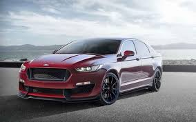 2018 Ford Taurus SHO - Included within the full-size sedan segment ...
