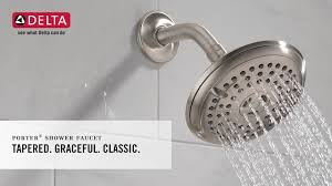 porter single handle tub and shower trim kit with touch clean spray holes