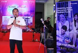 Aplikasi streaming musik terlengkap hanya di langit musik Telkomsel Gandeng 13 Band Indie Semarang Luncurkan Nsp Dan Album Digital Di Langitmusik