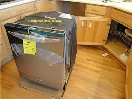 Dishwasher Purchase And Installation How To Replace A Dishwasher Part 3