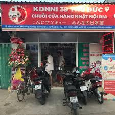 Konni39 Thủ Đức – Chuỗi siêu thị Nhật Bản nội địa - MADE IN JAPAN Konni39  tại Việt Nam