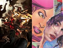 Marvel Comics will bring Daredevil, Iron Fist to Netflix Screens in 2015 along with other Marvel Comics and Netflix are joining forces to bring Daredevil, ... - Marvel-Comics-and-Netflix-Bring-Daredevil-and-Iron-Fist-to-Screen