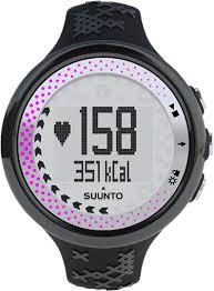 <b>Наручные часы</b> Suunto SS020233000 M5 Women Black/<b>Silver</b>/Pink