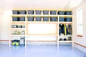 build garage storage shelves plans how to cabinets diy modern builds architectures scenic bu overhead hanging