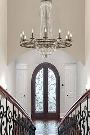 chandelier awesome bronze chandeliers bronze chandelier with crystals round chandelier white wall and roof long