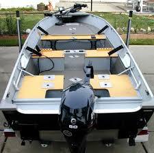 my dream walleye boat