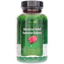 <b>Menstrual Relief Hormone</b> Balance, Irwin Naturals