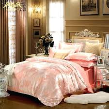 rose gold comforter set rose gold bed comforters image of luxury pink and gold comforter set