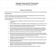 Contract Bid Proposal Contractor Proposal How Contract Proposal Letter Download Contractor
