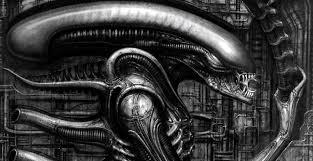 Giger Alien Design H R Giger 6 Interesting Facts Artlistr