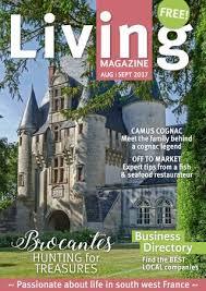 mas de la chapelle interview proprietaire. Living Magazine Aug Sept 17 Mas De La Chapelle Interview Proprietaire N