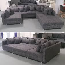 Xxl De Möbel Wohnlandschaft Claudia Ecksofa Couch Xxl Sofa