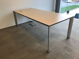 large office tables. Bene AL Executive Desk (2200mm X 1000d) | Manager Large Office Tables