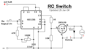 rc switch rc switch schematic