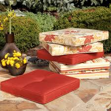 Furniture Tar Outdoor Seat Cushions