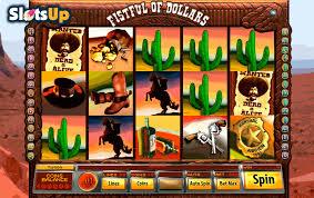 Fist full of dollars slot machine