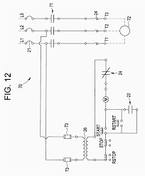 motor starter diagram start stop 3 wire control starting a three 120v motor starter wire diagram at 120v Motor Starter Wiring Diagram