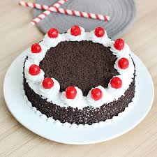 Black Forest Cake 1 Kg Premium Box Of Cake