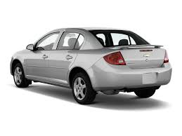 Image: 2010 Chevrolet Cobalt 4-door Sedan LT w/1LT Angular Rear ...