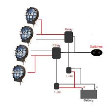 car light relay facbooik com Fog Lamp Relay Wiring aliexpress com buy 12v 2x 40a car light relay harness on off fog lamp relay switch wiring