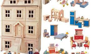 18 simple victorian dollhouse plans