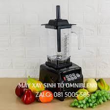 Máy Xay Sinh Tố Công Nghiệp Omniblend V TM800A Thiết bị trà chanh giá cạnh  tranh