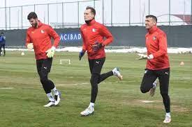 BB Erzurumspor, Antalyaspor maçına hazır - Erzurum haber