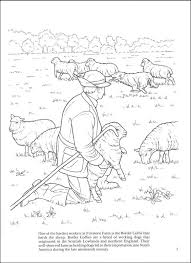 Old Fashioned Farm Life Coloring Book 013072 Details Rainbow Free