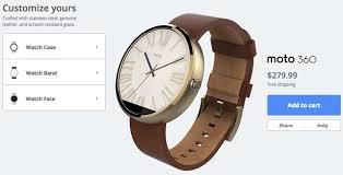 motorola smartwatch. motorola moto maker smartwatch x customization 360 custom