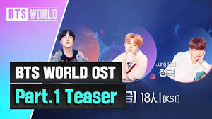 release date bts world free mobile game has original k pop soundtrack variety
