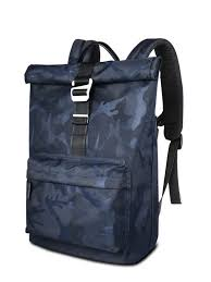 Рюкзак <b>Wiwu</b> 15.4-<b>inch</b> Vigor Backpack Camo Blue 6957815510559