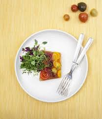 Maybe you would like to learn more about one of these? Summer Tomato Terrine Recipes Feastmagazine Com