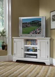 White Corner Cabinet Living Room Home Styles Naples Corner Tv Stand Home Furniture Game Room