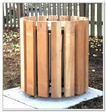 outdoor garbage can storage outdoor trash bin storage can containers outside garbage storage bins