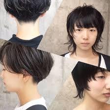 ショートヘアのえりあしを活かしたデザイン 自分らしいショートを提案