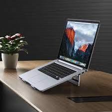 Youpin IQUNIX l stand Laptop standı tutucu 15 inç dizüstü alüminyum  alaşımlı malzeme dizüstü bilgisayarlar braketi standları|Akıllı Uzaktan  Kumanda