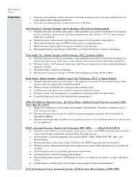 Quality Assurance Resume Objective Best Of Quality Control Resume Food Quality Technician Resume Lab Resume