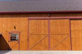 exterior siding barn doors