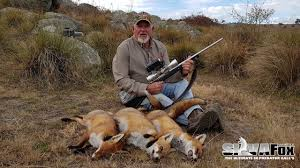Fox <b>Hunting</b> In the New England with the Silva Fox <b>Whistle</b> and Ron ...