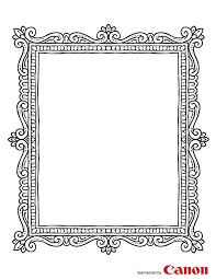printable frame templates 0f71cd6fcaa9fdd720282c8e0299c329 printable frames free frames jpg