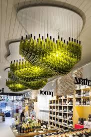 1000 ideas about wine bottle chandelier on bottle intended for wine bottle chandelier with regard